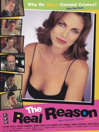 Poster of The Real Reason (Men Commit Crimes)