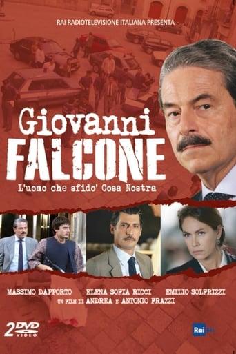 Poster of Giovanni Falcone l'uomo che sfido Cosa Nostra