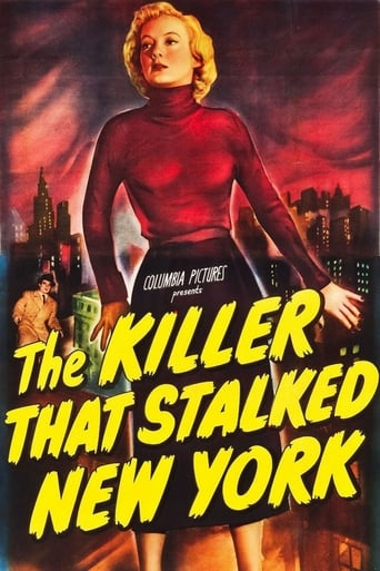 Poster of The Killer That Stalked New York