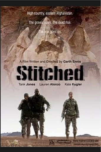 Poster of Stitched