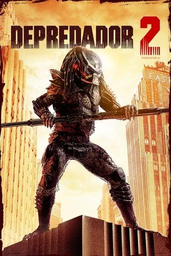 Poster of Depredador 2