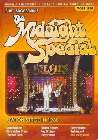 The Midnight Special Legendary Performances: More 1980