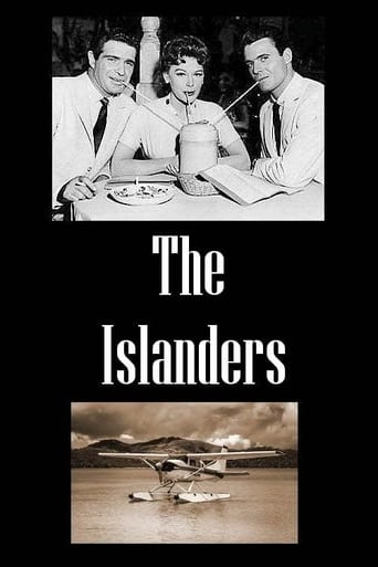 Poster of The Islanders