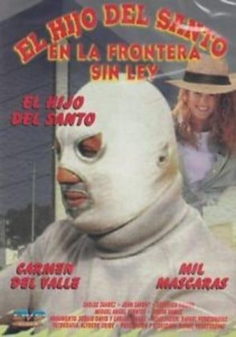 Poster of El hijo de Santo en frontera sin ley