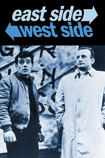 Poster of East Side/West Side