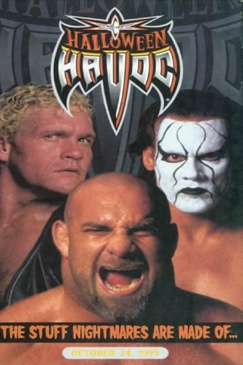 Poster of WCW Halloween Havoc 1999