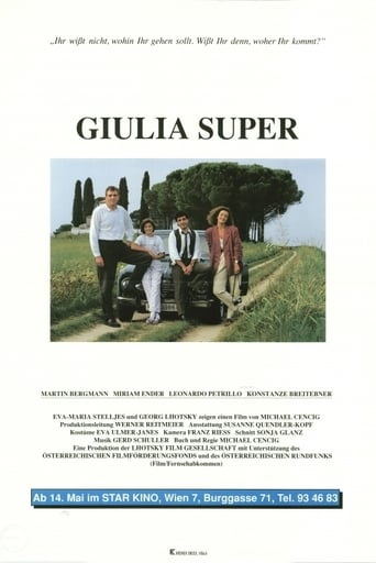 Poster of Giulia Super