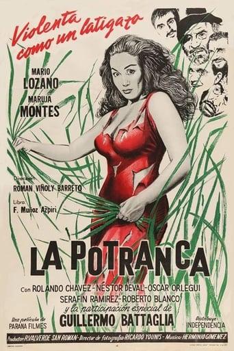Poster of La potranca