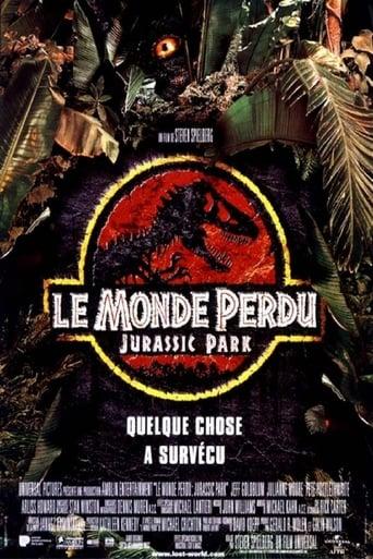 Poster of Jurassic park 2 - Le monde perdu