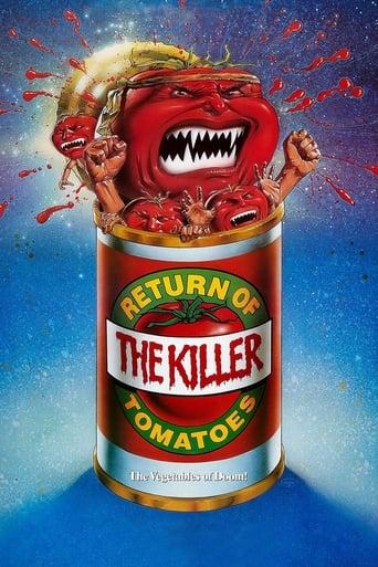 Poster of Return of the Killer Tomatoes!