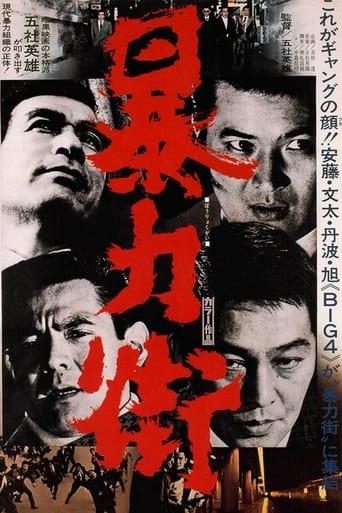 Poster of Violent Streets