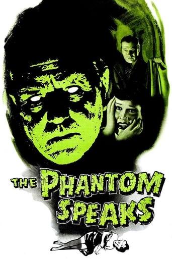Poster of The Phantom Speaks