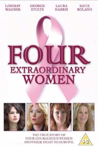 Poster of Four Extraordinary Women