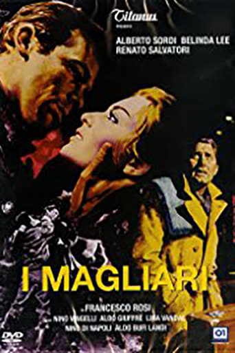 Poster of The Magliari