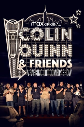 Poster of Colin Quinn & Friends: A Parking Lot Comedy Show