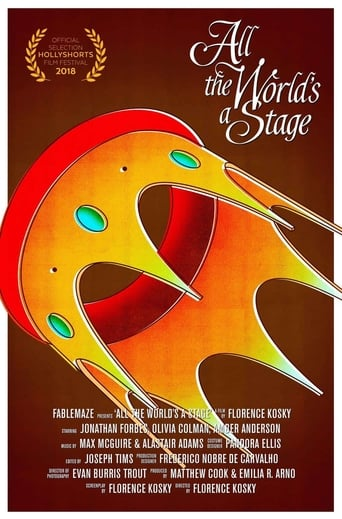 Poster of All The World's a Stage