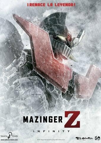 Poster of Mazinger Z: Infinity