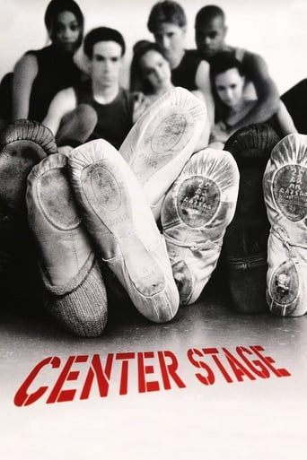 Poster of Center Stage