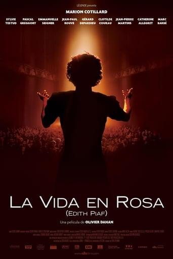 Poster of La vida en rosa (Edith Piaf)