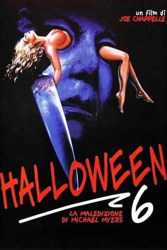 Poster of Halloween 6 - La maledizione di Michael Myers