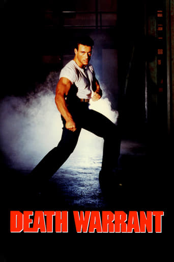 Poster of Death Warrant