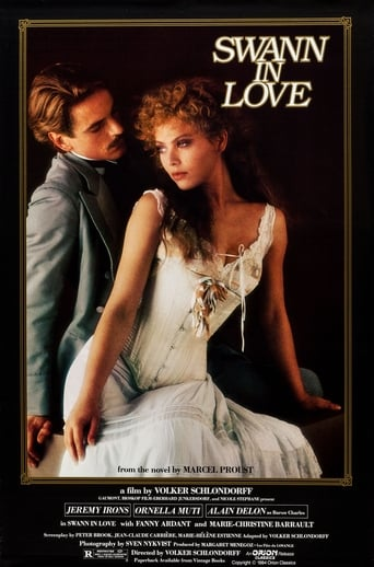 How old was Jeremy Irons in Swann in Love