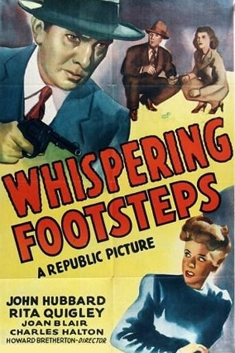 Poster of Whispering Footsteps