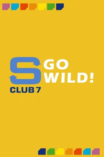 Poster of S Club 7 Go Wild!