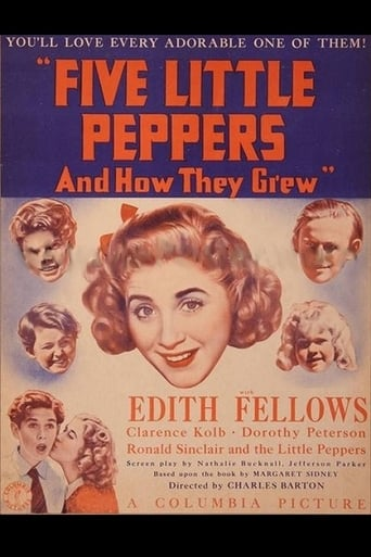 Poster of Five Little Peppers And How They Grew