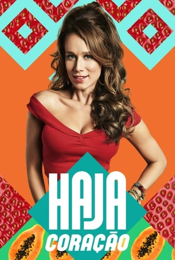 Poster of Haja Coração