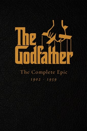 Poster of The Godfather Epic