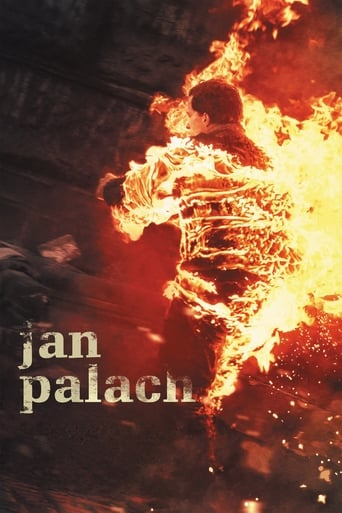 Poster of Jan Palach