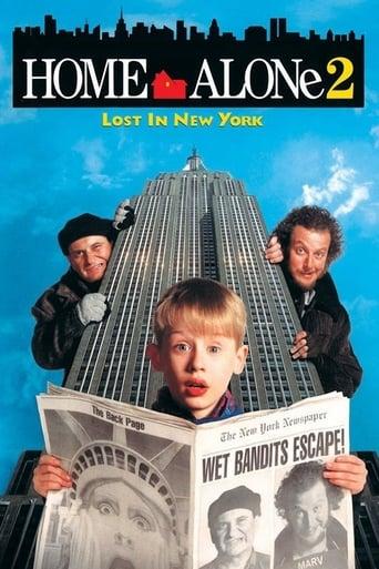 poster Home Alone 2: Lost in New York – Singur acasă 2 – Pierdut în New York (1992)