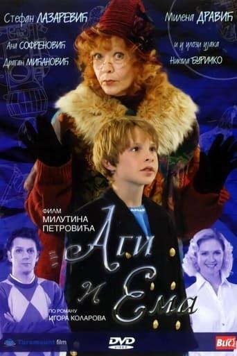 Poster of Agi i Ema