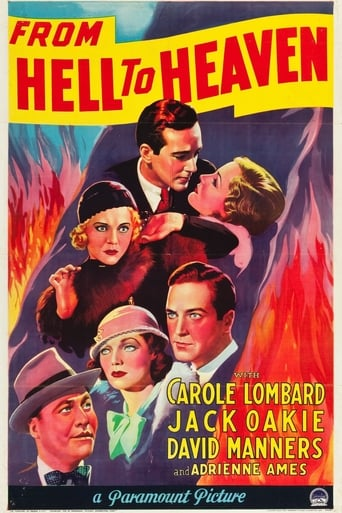 Poster of From Hell to Heaven