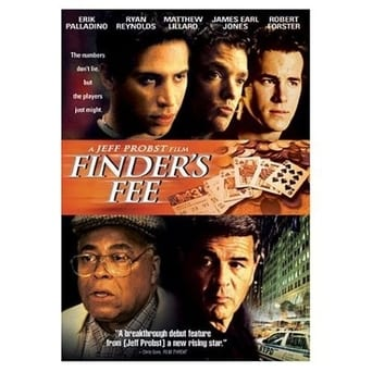 How old was Ryan Reynolds in Finder's Fee