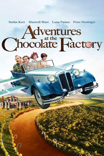 Poster of Mr. Moll and the Chocolate Factory