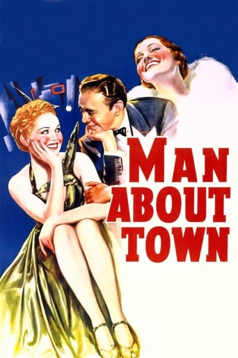 Poster of Man About Town