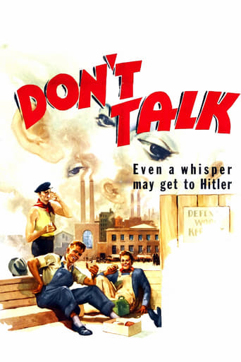 Poster of Don't Talk