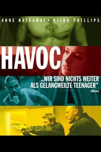 Poster of Havoc