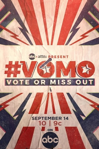 Poster of VOMO: Vote or Miss Out