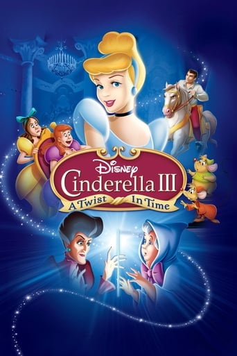 Poster of Cinderella III: A Twist in Time