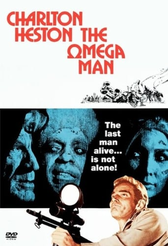 Poster of The Omega Man