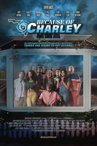 Poster of Because of Charley