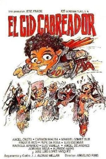 Poster of El Cid Cabreador