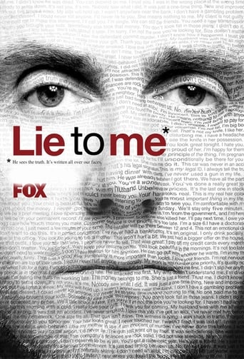 Poster of Lie to Me