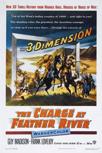 Poster of The Charge at Feather River