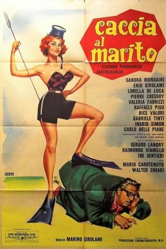 Poster of Caccia al marito