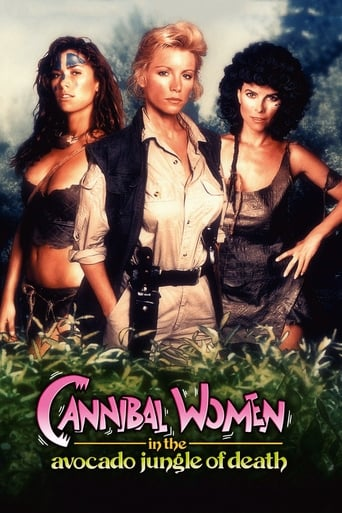 Poster of Cannibal Women in the Avocado Jungle of Death