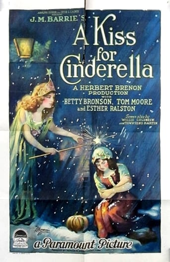 Poster of A Kiss for Cinderella
